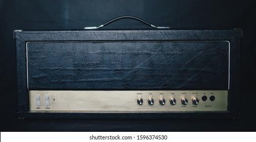 Guitar stack amp.