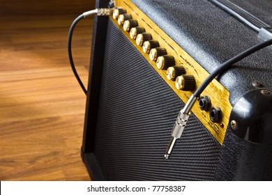 Guitar's amplifier