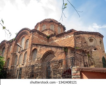 Gul Mosque (The Mosque of the Rose in English) is a former Eastern Orthodox church in Balat. Istanbul, Turkey. Balat is populer attraction in Istanbul.