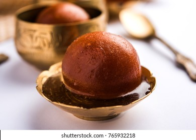 Gulab Jamun is a milk-solid-based Indian sweet made in festival or wedding party