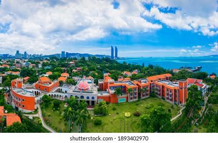 Gulangyu Island, Xiamen City, Fujian Province, China