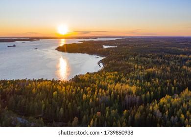 gulf of finland, southern Finland