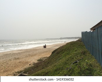 Gulf of Guinea, Ghana, beach