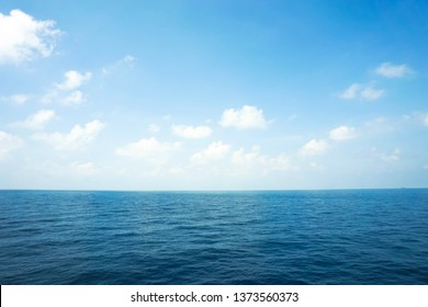 Gulf of Thailand horizontal line.