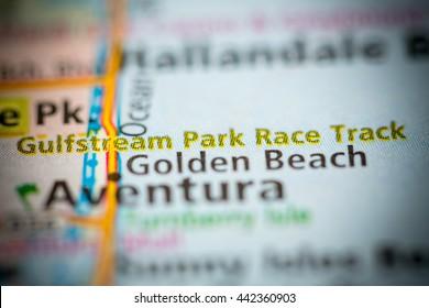 Gulfstream Park Race Track. Florida. USA