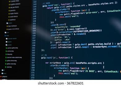 Gulp Coding, Computer Language, Javascript, Internet, Components, programming