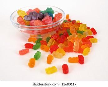 Gummy Bear Treats