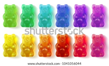 867adf8c590db2 Gummy Bears Colorful Stock Photo (Edit Now) 1041056044 - Shutterstock