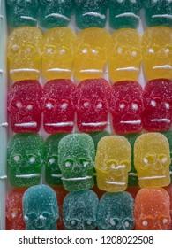 gummy skul candy