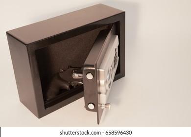 Gun Safety Using Gun Safe
