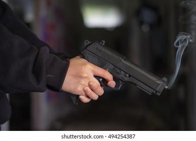 gun Thief