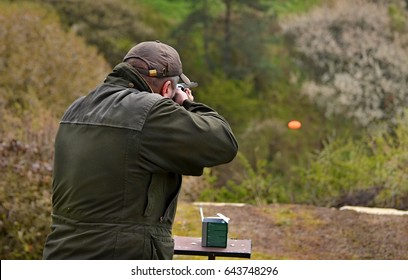 gunman shooting the asphalt pigeon