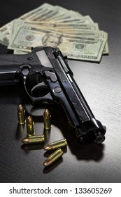 Guns And Money Images Stock Photos Vectors Shutterstock