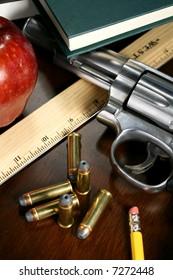 Guns in the School System