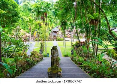 Gunung Kawi Sebatu Tample in Ubud Province, Bali Island, Indonesia