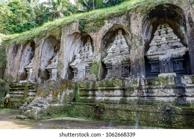 Gunung Kawi, temple and funerary complex in Tampaksiring, Bali, Indonesia
