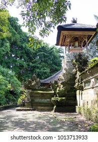 Gunung Lebah Temple in Ubud, Bali, Indonesia