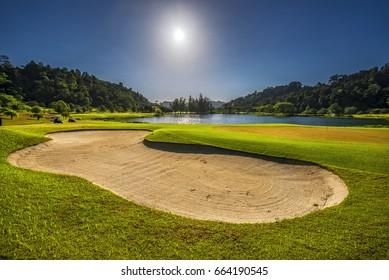 Gunung Raya Golf Course, Langkawi Malaysia