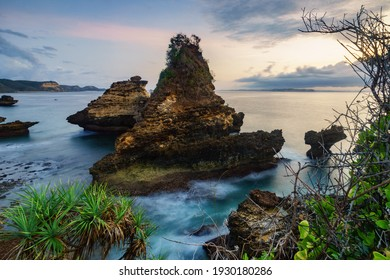 Gunung Tunak nature park central lombok