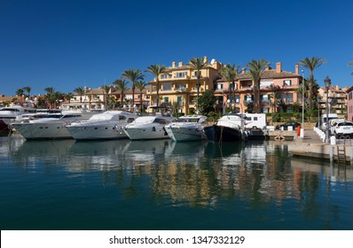 Gurami Apartments, Sotogrande, Cadiz, Spain. September 26th 2017