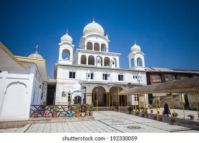 Gurdwara Chatti Patshahi is one of the most important Sikh Gurudwaras in Kashmir