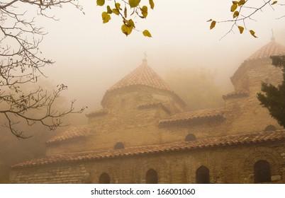 Gurjaani Kvelatsminda monastery in Kakheti area, Georgia