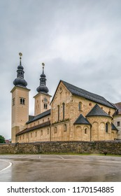 Gurk Cathedral is a Romanesque pillar basilica in Gurk, in the Austrian state of Carinthia. It is one of the most important Romanesque buildings in Austria