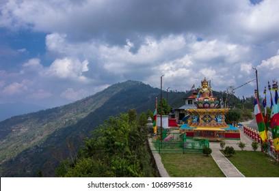 Guru Rinpoche Kalimpong