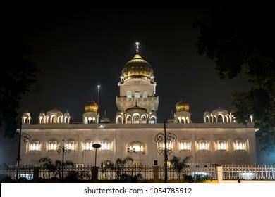 Gurudwara Bangla Sahib,