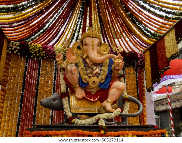 Guruji Talim Stock Photo (Edit Now) 505279114