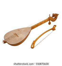 Gusle East European Traditional String Musical Instrument