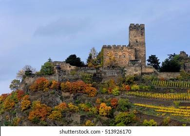 Gutenfels Castle, Germany