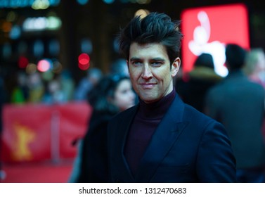 Guy Nattiv attends the 'Skin' premiere during the 69th Berlinale International Film Festival Berlin at Zoo Palast on February 11, 2019 in Berlin, Germany.