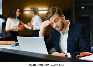 the guy in the office a headache FACEPALM