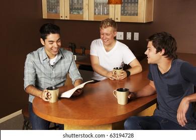 Guys Bible Study Group