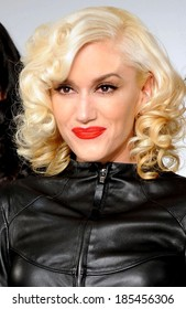 Gwen Stefani in attendance for LAMB Fall/Winter 2010 Collection Fashion Show, MILK Studios, New York, NY February 11, 2010