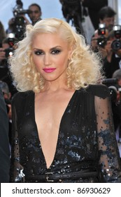"""Gwen Stefani at the gala premiere of """"The Tree of Life"""" in competition at the 64th Festival de Cannes. May 16, 2011  Cannes, France Picture: Paul Smith / Featureflash"""