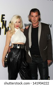 """Gwen Stefani and Gavin Rossdale at """"The Bling Ring"""" Los Angeles Premiere, DGA, Los Angeles, CA 06-04-13"""