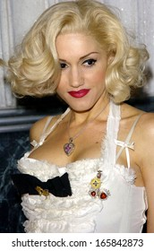 Gwen Stefani at Gwen Stefani Harajuku Lovers Fashion Show Preview, The Hollywood Museum in the Max Factor Building, Los Angeles, CA, October 21, 2005
