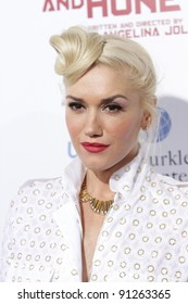 """Gwen Stefani at the """"In The Land Of Blood And Honey"""" Los Angeles Premiere, ArcLight Cinemas, Hollywood, CA 12-08-11"""