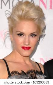 Gwen Stefani at the MOCA New 30th Anniversary Gala, MOCA Grand Avenue, Los Angeles, CA. 11-14-09