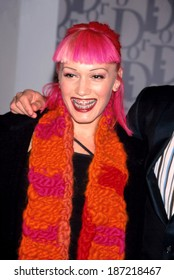 Gwen Stefani of No Doubt at the opening of the NY Christian Dior Boutique, 12/4/99