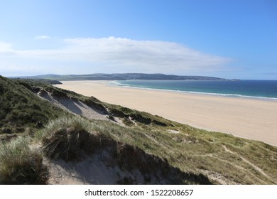 Gwithian Beach, Cornwall, St Ives, England, UK