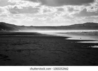 Gwithian Beach, near St Ives, Cornwall UK