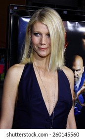 """Gwyneth Paltrow attends the Los Angeles Premiere of """"Iron Man"""" held at the Grauman's Chinese Theater in Hollywood, California, United States on April 30, 2008."""