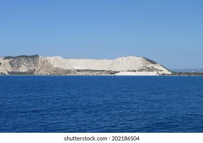 Gyali islet near Nisyros island in Greece