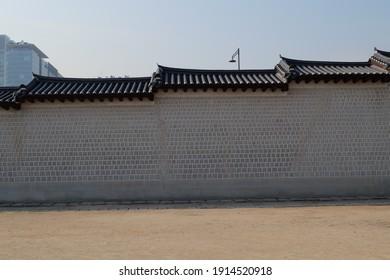 Gyeongbokgung Palace Korea Traveling Seoul