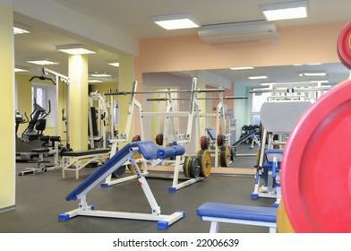 Gym apparatus.