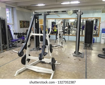 Empty home gym stock photos images photography shutterstock