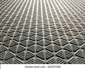 Gym floor sheet made of rubber